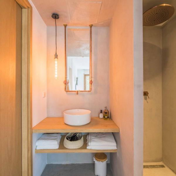 Salle de bain - Villa Malou à Porto-Vecchio